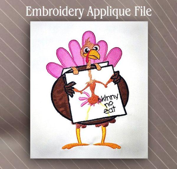 skinny turkey